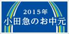 2015年 小田急のお中元