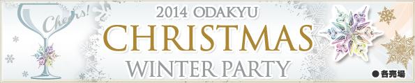 2014 ODAKYU CHRISTMAS WINTER PARTY